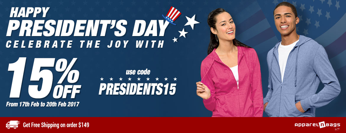 President Day Sale 2019