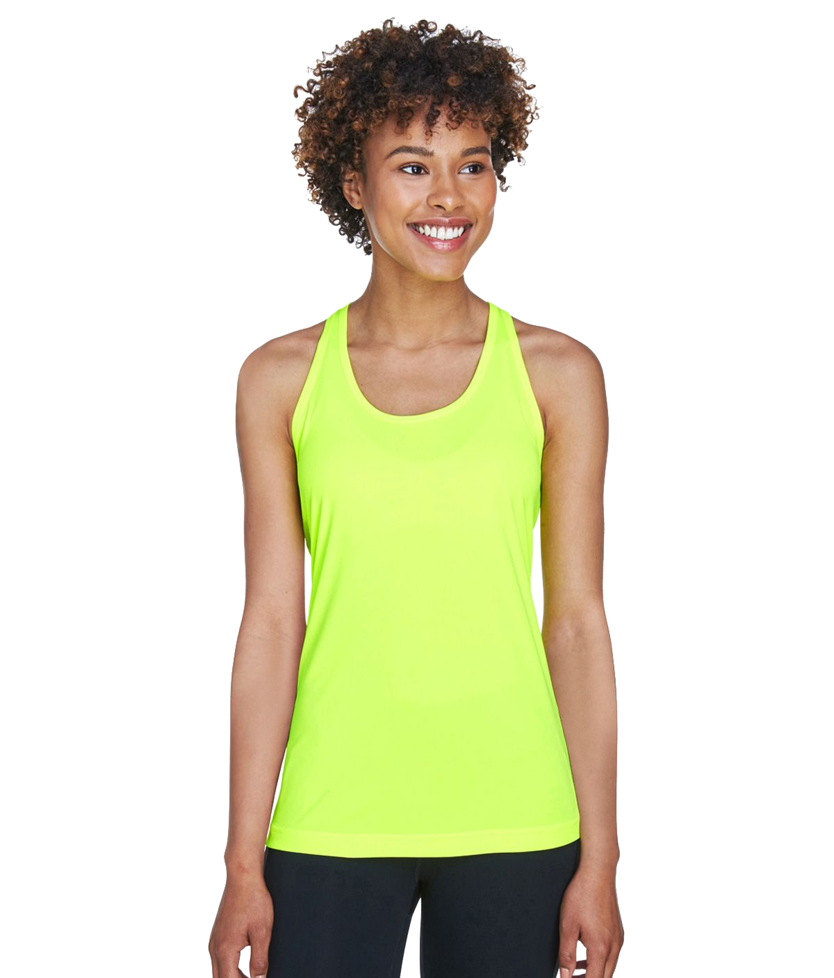 Team 365 TT11WRC Ladies Performance Racerback Tank