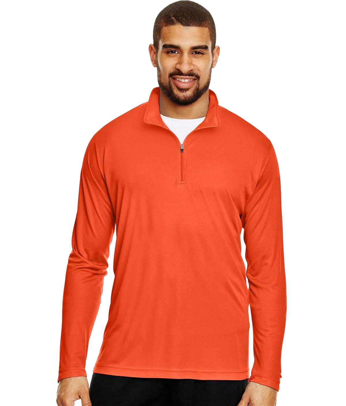Team 365 TT31 Mens Zone Performance Quarter-Zip