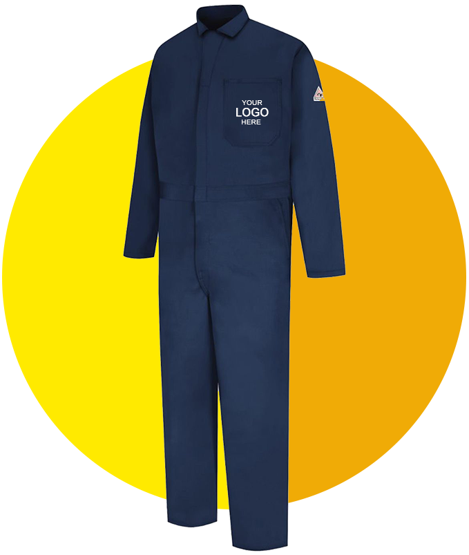 Bulwark CEC2L Classic Coverall Excel FR Long Sizes