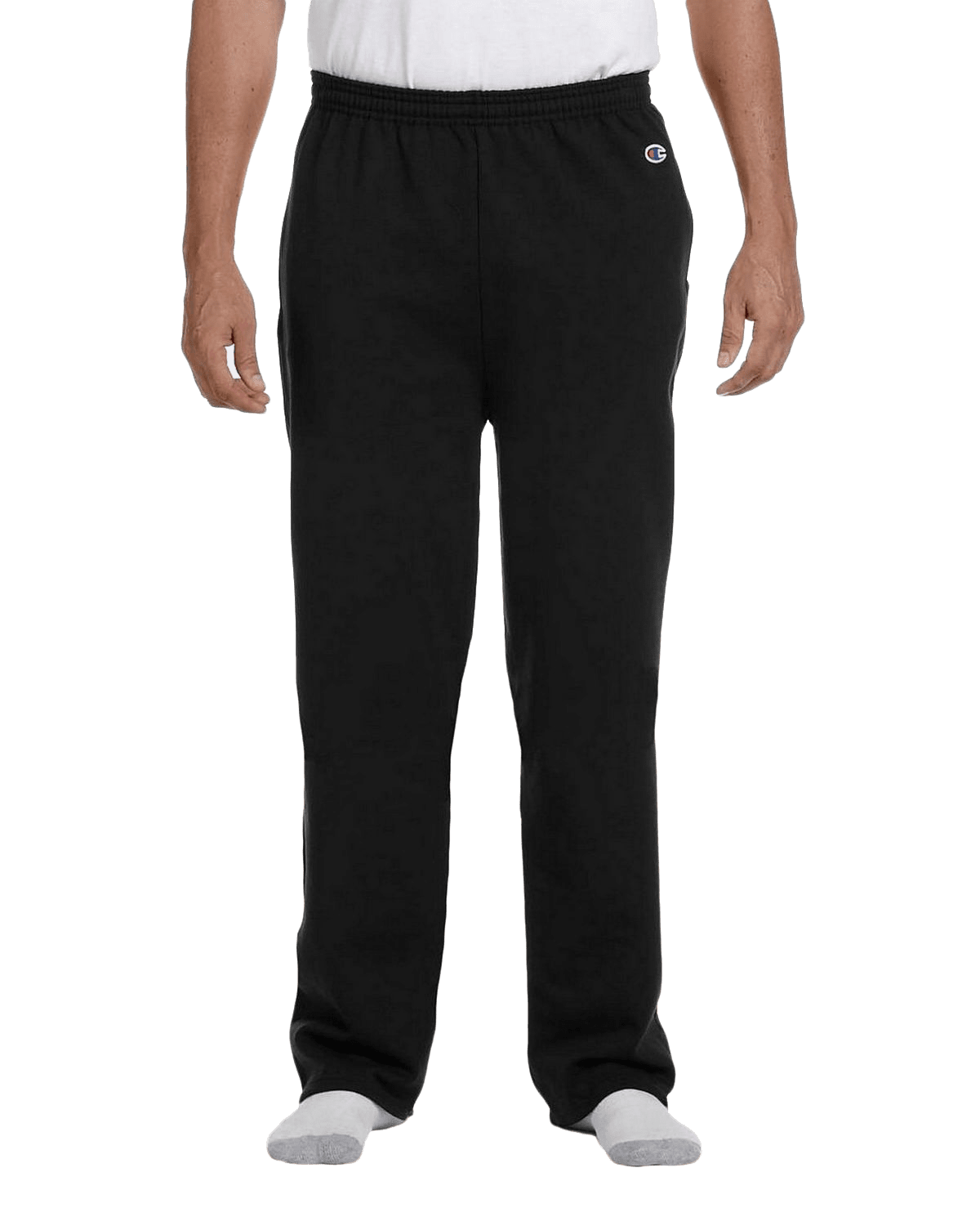 Champion P800 50/50 EcoSmart Open-Bottom Pants