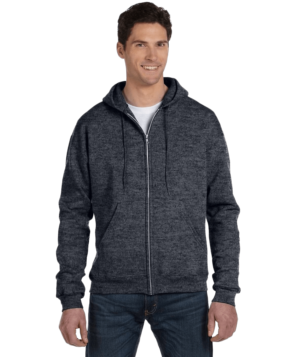 Champion S800 50/50 EcoSmart Full-Zip Hood