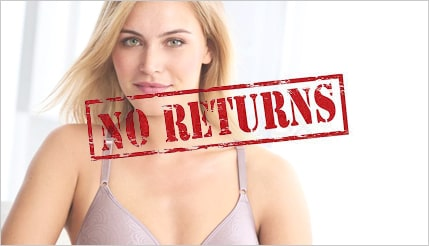 Intimates Return Policy