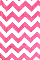 Perfect Pink Chevron