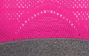 Vivid Fuchsia/Paleo Pink/Granite Heather