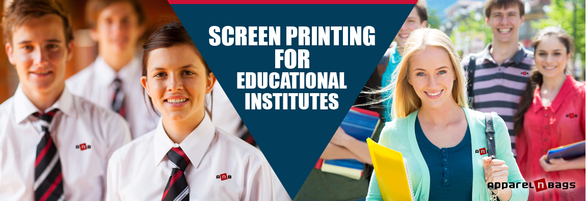 Screen Printing for Students
