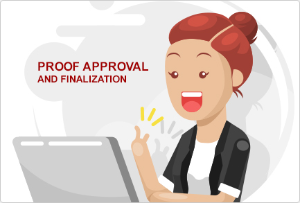 Proof Approval and Finalization