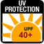 UV Protection 40+ UPF