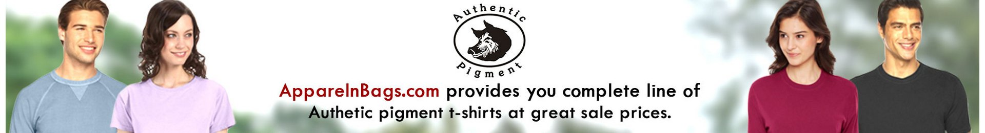 Authentic Pigment T-Shirts