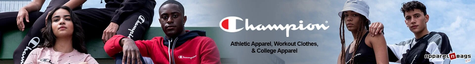 Champion: Athletic Apparel, Workout Clothes, & College Apparel