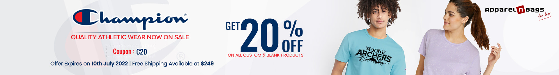 Champion Cami and Tank Tops