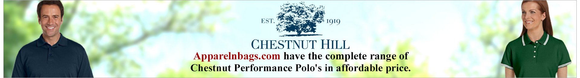 Chestnut Hill Polo And Sports Shirts