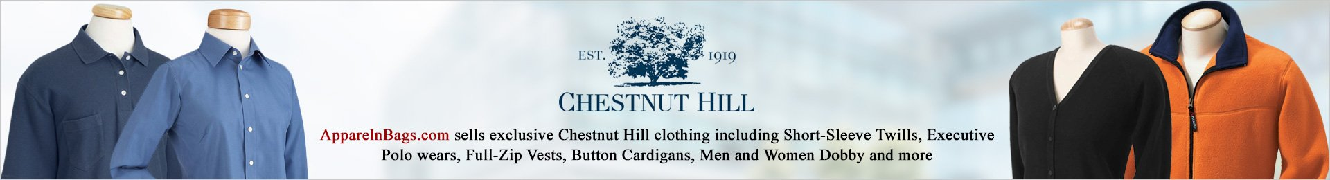 Chestnut Hill Jackets, Vests And Pullovers