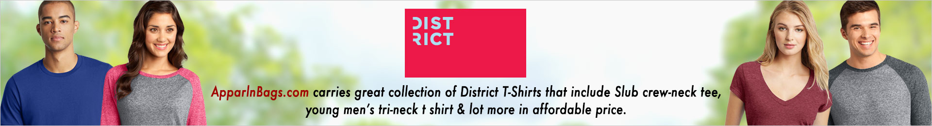 District T-Shirts