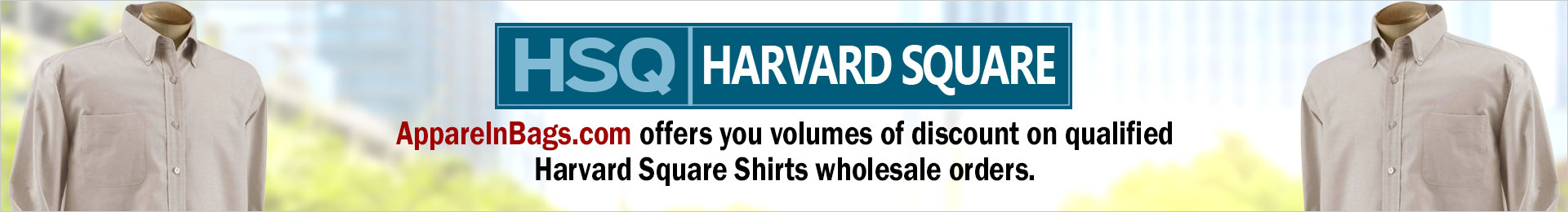 Harvard Square Shirts