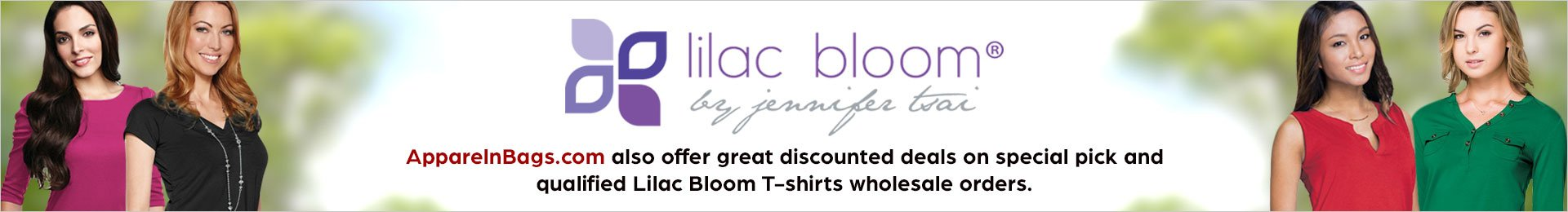 Lilac Bloom T-Shirts