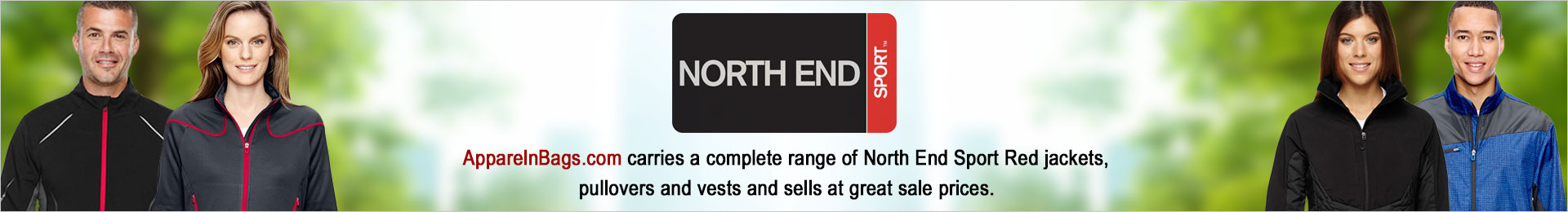 North End Sport Red