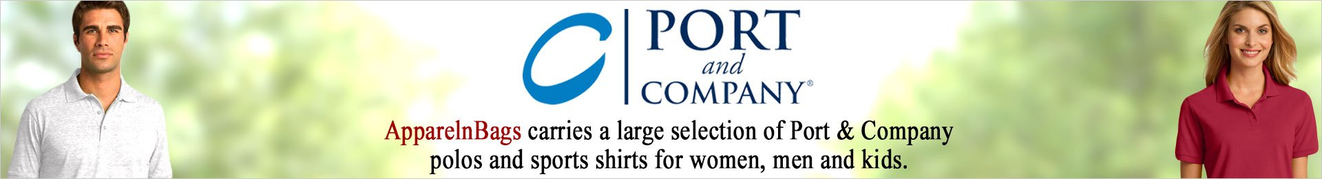 Port And Company Polo And Sports Shirts