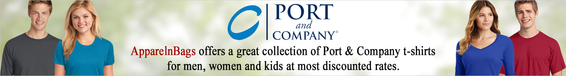Port And Company T-Shirts