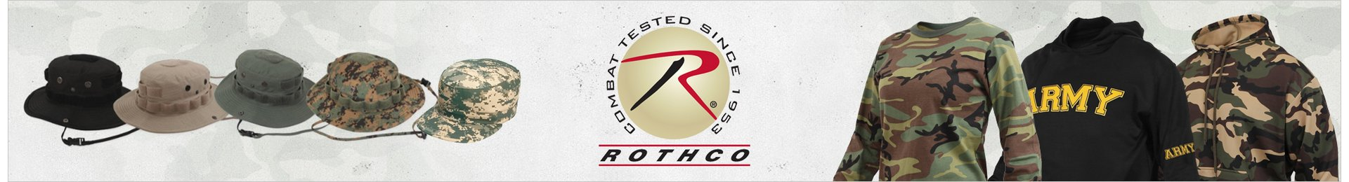 Rothco Clothing
