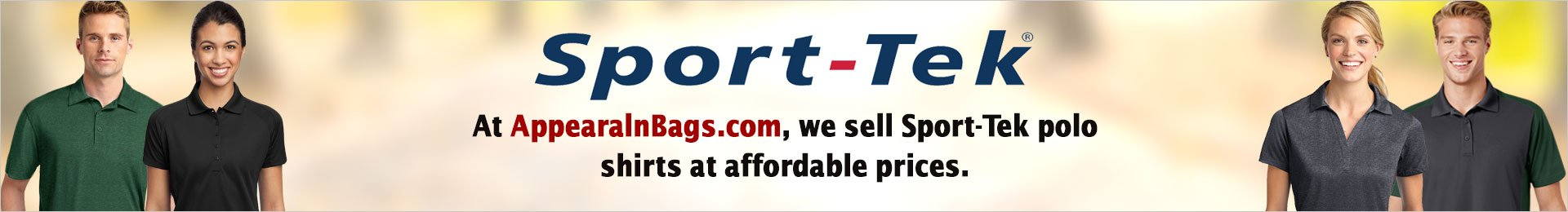 Sport-Tek Polo And Sports Shirts