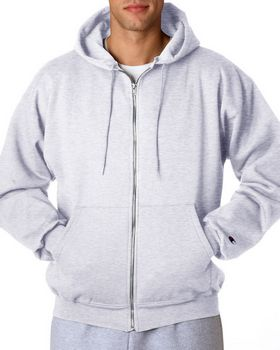 Champion C22C CH 50/50 Full Zip Hood Jt - Shop at ApparelnBags.com