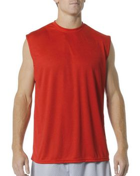 A4 N2295 Men's Cooling Performance Muscle Tee