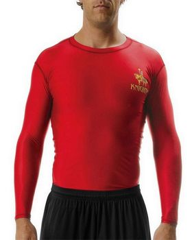 A4 N3133 Men's Long Sleeve Compression Crew