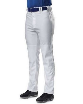 A4 N6162 Men's Pro Style Open Bottom Baggy Cut Baseball Pant