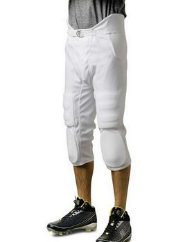 A4 NB6180 Youth Flyless Integrated Football Pant