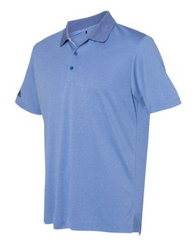 Adidas Golf A240 Men Heather Sport Shirt - Shop at ApparelnBags.com