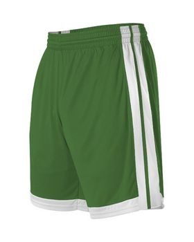 Alleson Athletic A00132 Women's Single Ply Basketball Shorts