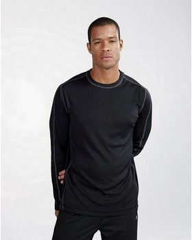 Alo Sport M3021 Men's Long-Sleeve Edge T-Shirt