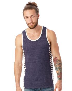 Alternative 1998 Eco-Jersey Panel Tank Top