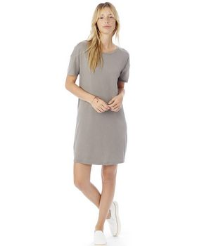 Alternative 2902 Straight Up Cotton Modal T-Shirt Dress