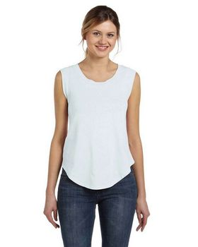 Alternative AA4013 Ladies Cap-Sleeve Crew T-shirt