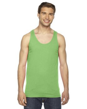 American Apparel 2408W Unisex Fine Jersey Tank Top at ApparelnBags.com