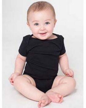 American Apparel 4001W Infant Baby One-Piece