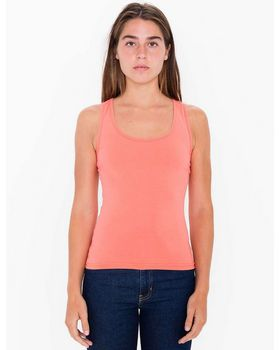 American Apparel 8308W Ladies Cotton Spandex Tank Top