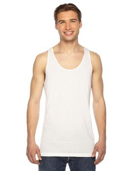 American Apparel PL408W Unisex Sublimation Tank Top