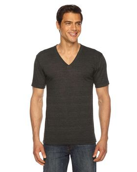 American Apparel TR461W Unisex V-Neck T-Shirt