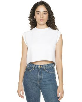 American Apparel VT3370W Ladies Heavy Terry Dance Top Sweatshirt
