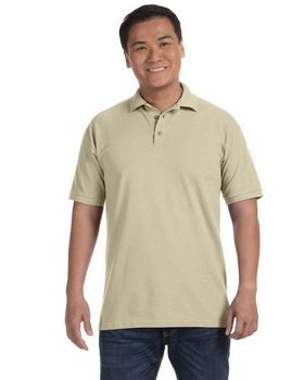 Anvil 6020 Cotton Deluxe Pique Sport Shirt