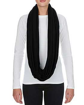 Anvil S100 Infinity scarf - Shop at ApparelnBags.com
