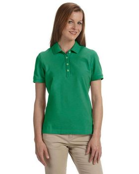 Ashworth 1146C Ladies Combed Cotton Pique Polo