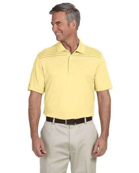Ashworth 3047 Mens Performance Interlock Print Polo