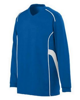 Augusta Sportswear 1086 Youth Winning Streak Long-Sleeve Jersey