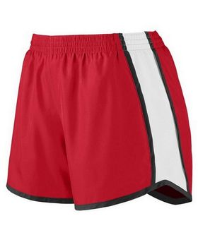 Augusta Sportswear 1265 Ladies Jr. Fit Pulse Team Short