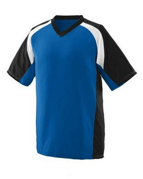 Augusta Sportswear 1536 Youth Wicking Jersey with Inserts