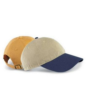 Authentic Pigment 1910 Pigment-Dyed Baseball Unisex Cap